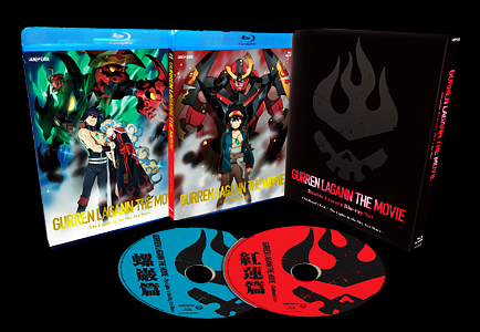 Now Available Double Feature Blu-Ray Set!!